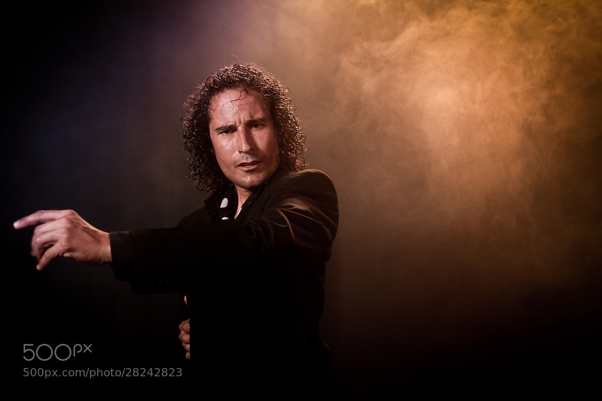 Photograph Jorge del Pino - Flamenco by Miguel Angel Oliva on 500px
