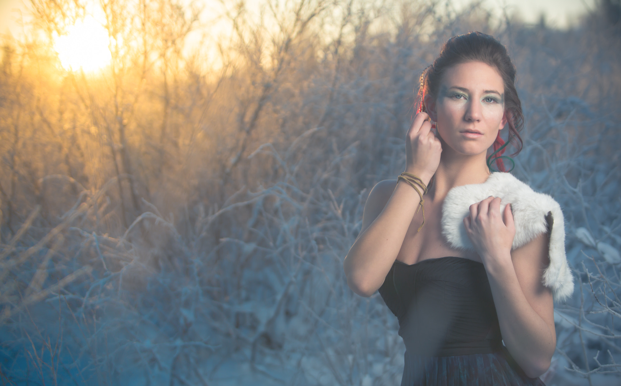 Photograph The Warmth of Winter by Dave Brosha on 500px
