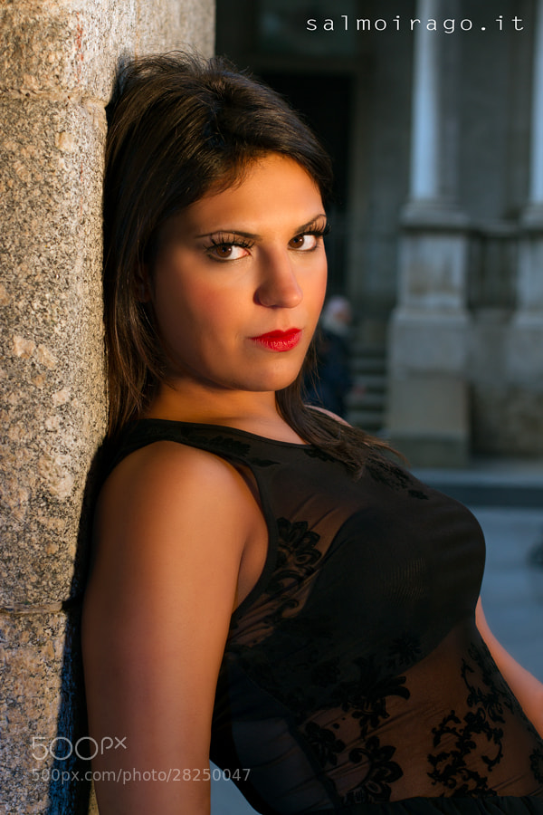 Photograph Erica by Fabio Salmoirago on 500px