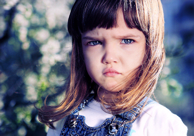 Photograph Angry princess by Kiril Stanoev on 500px