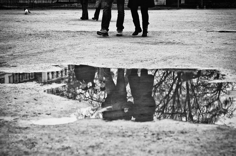 Photograph Half up Half down by JT Jones on 500px