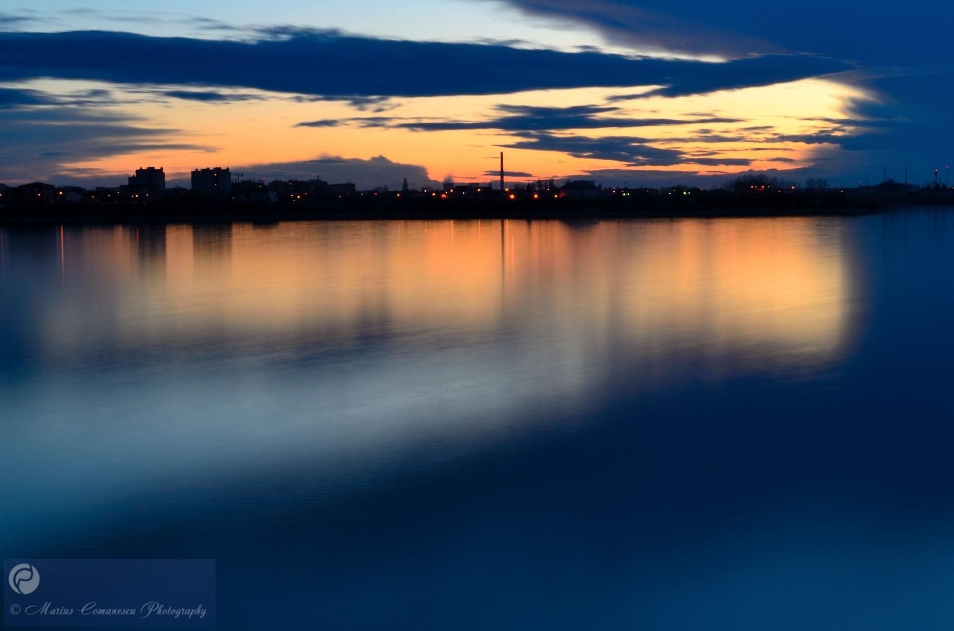 Photograph Sunset by Marius Comanescu on 500px