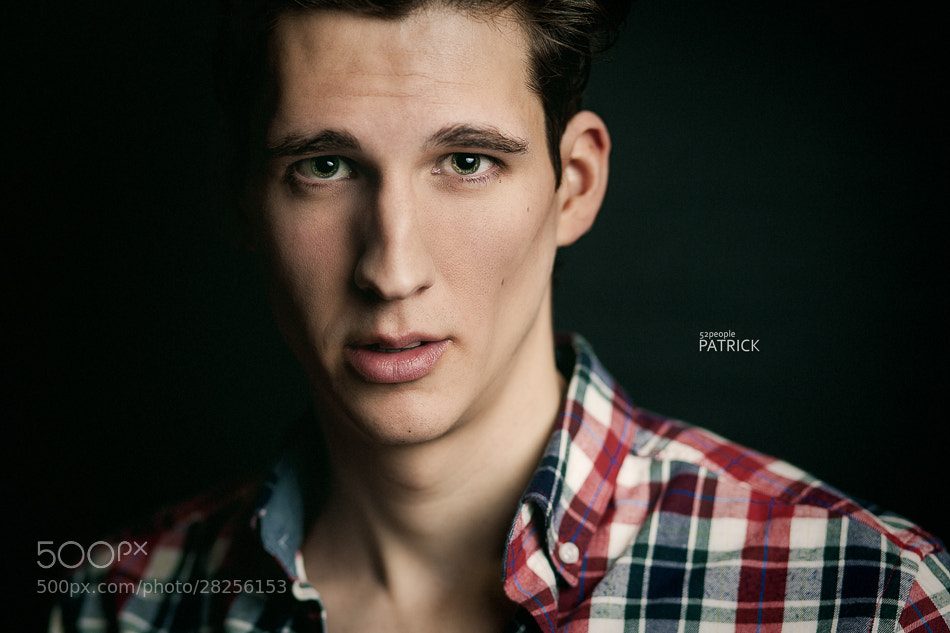 Photograph Patrick by Christopher Wesser on 500px