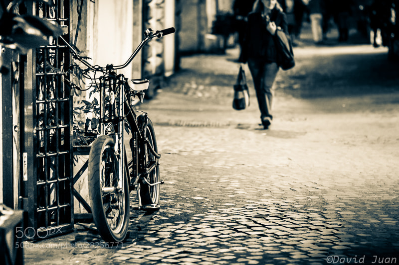Photograph Superbicycle by David Juan on 500px