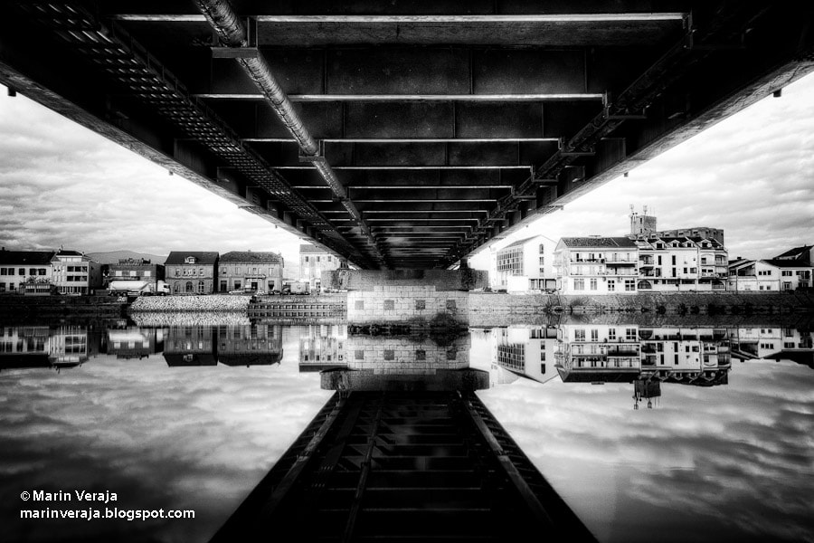 Photograph Under the bridge by Marin Veraja on 500px