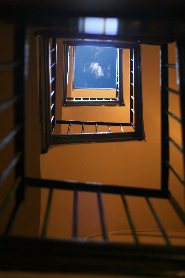 Photograph stairway to Heaven by coleopter ! on 500px