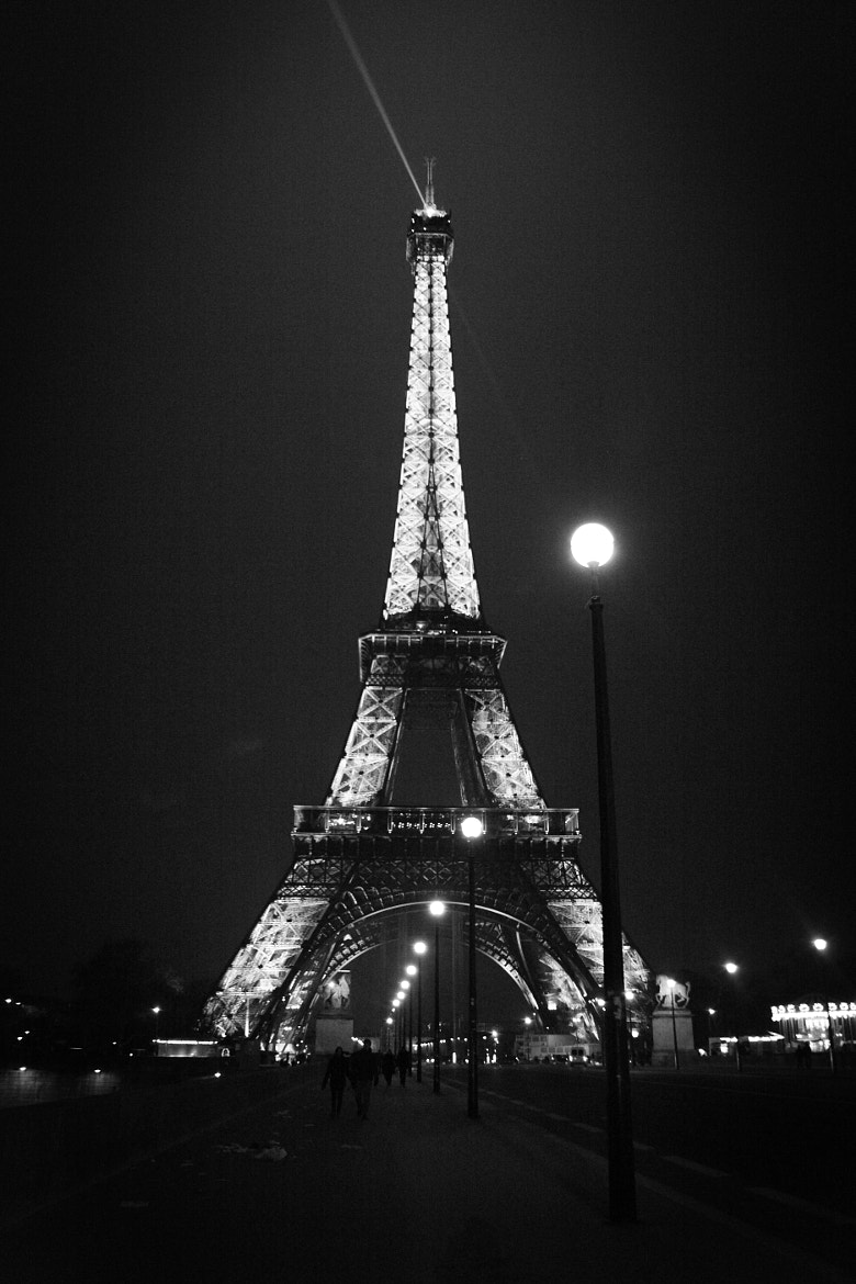 Photograph Eiffel Tower by Naomi Turner on 500px