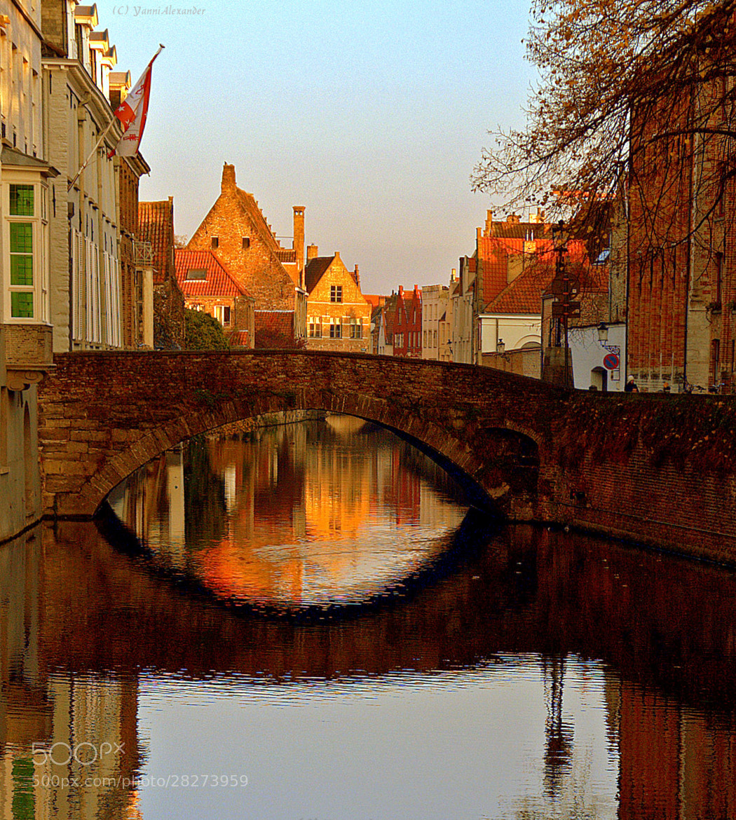 Photograph Reflections of Bruge. by Ioannis Alexander on 500px