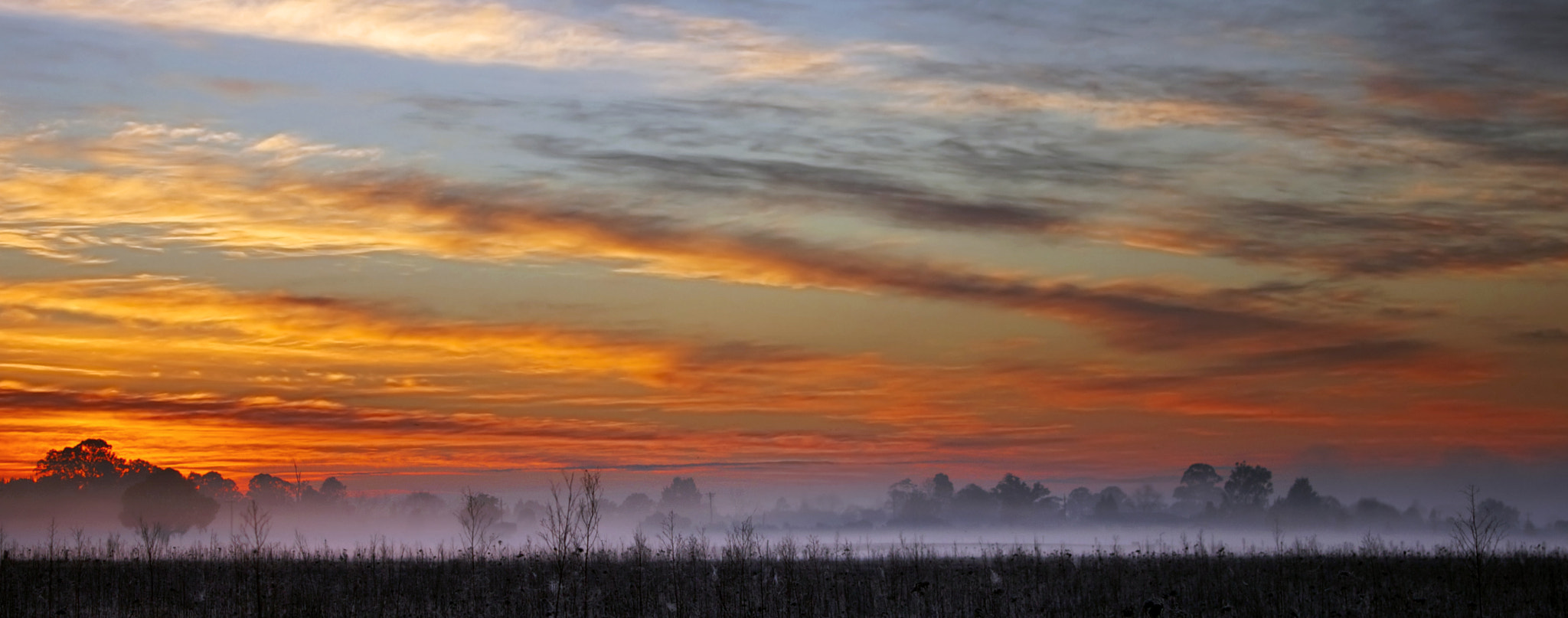 Photograph Rural Daybreak || HAWKESBURY by Rhys Pope on 500px