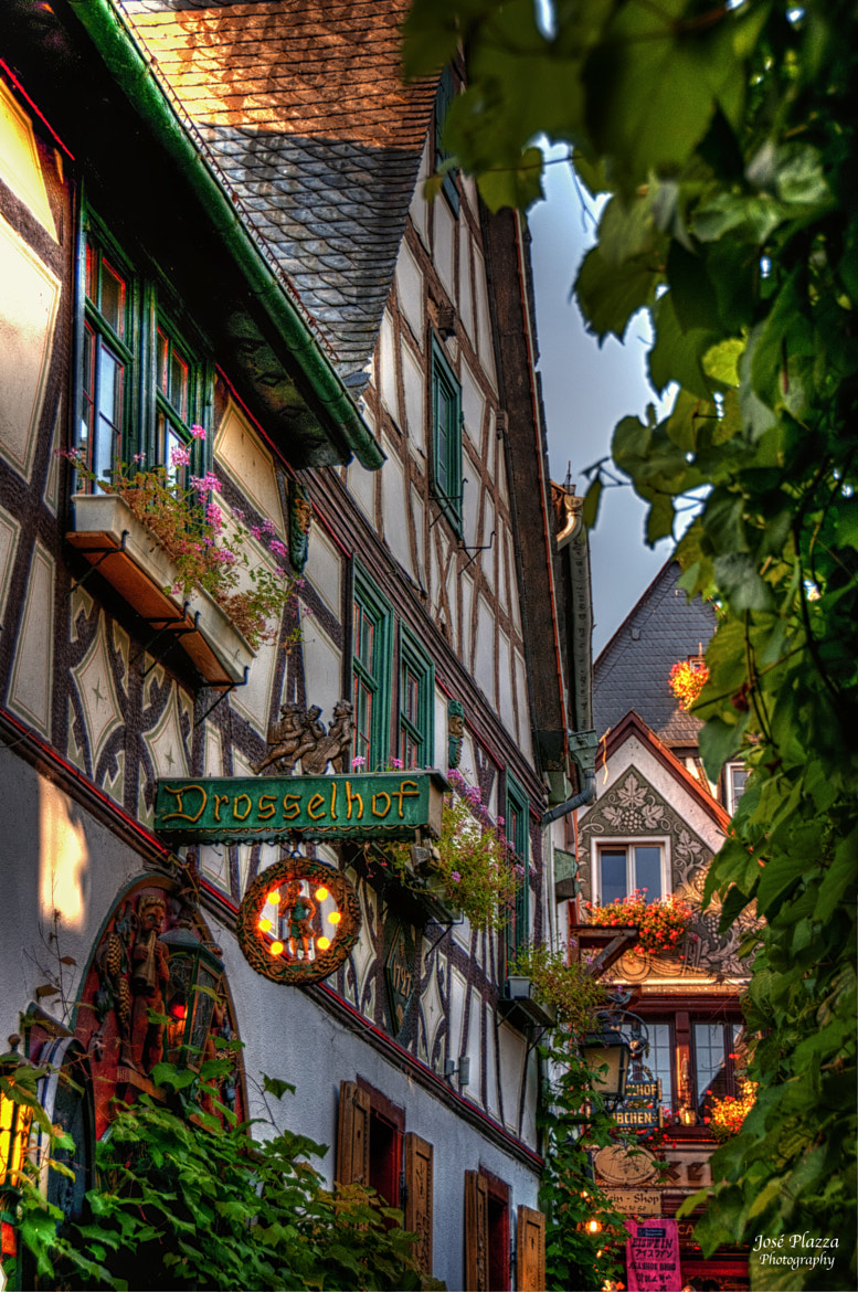Photograph Rudesheim, Germany by Tio Cheo on 500px