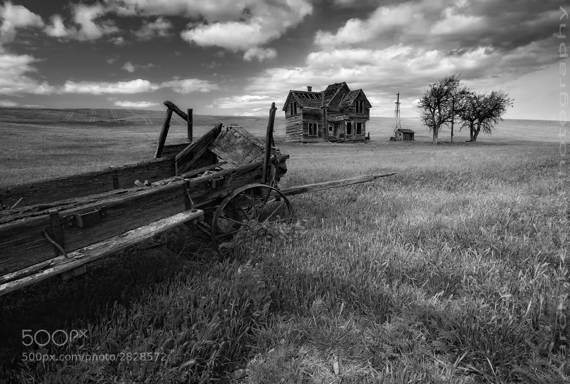 Photograph A Time Forgotten by Aaron Reed on 500px