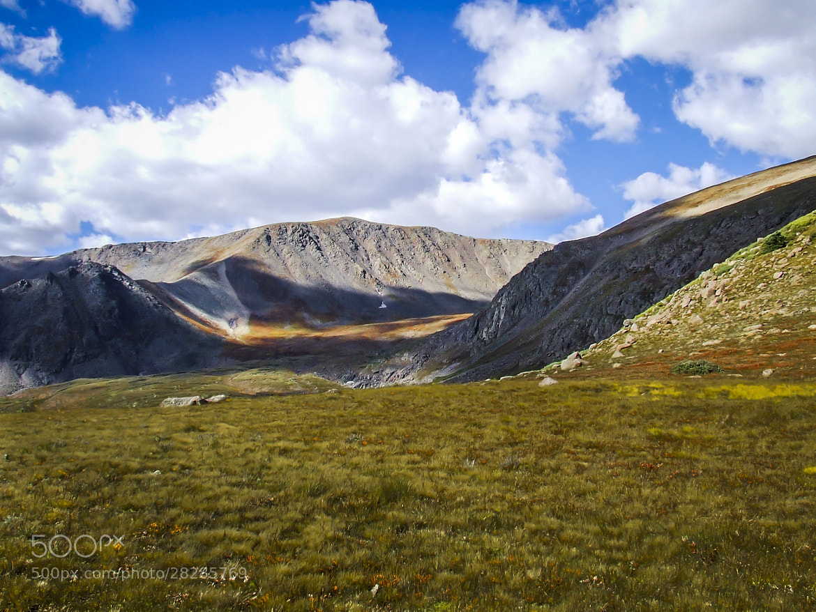Photograph A Day in the Mountains by Rusty Parkhurst on 500px