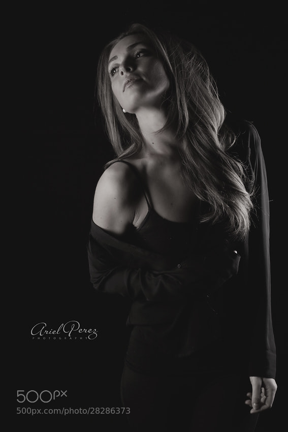 Photograph Jovana by Ariel Perez on 500px