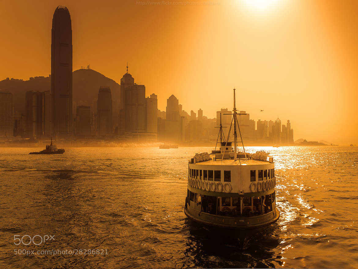 Photograph Ferry by Coolbiere. A. on 500px