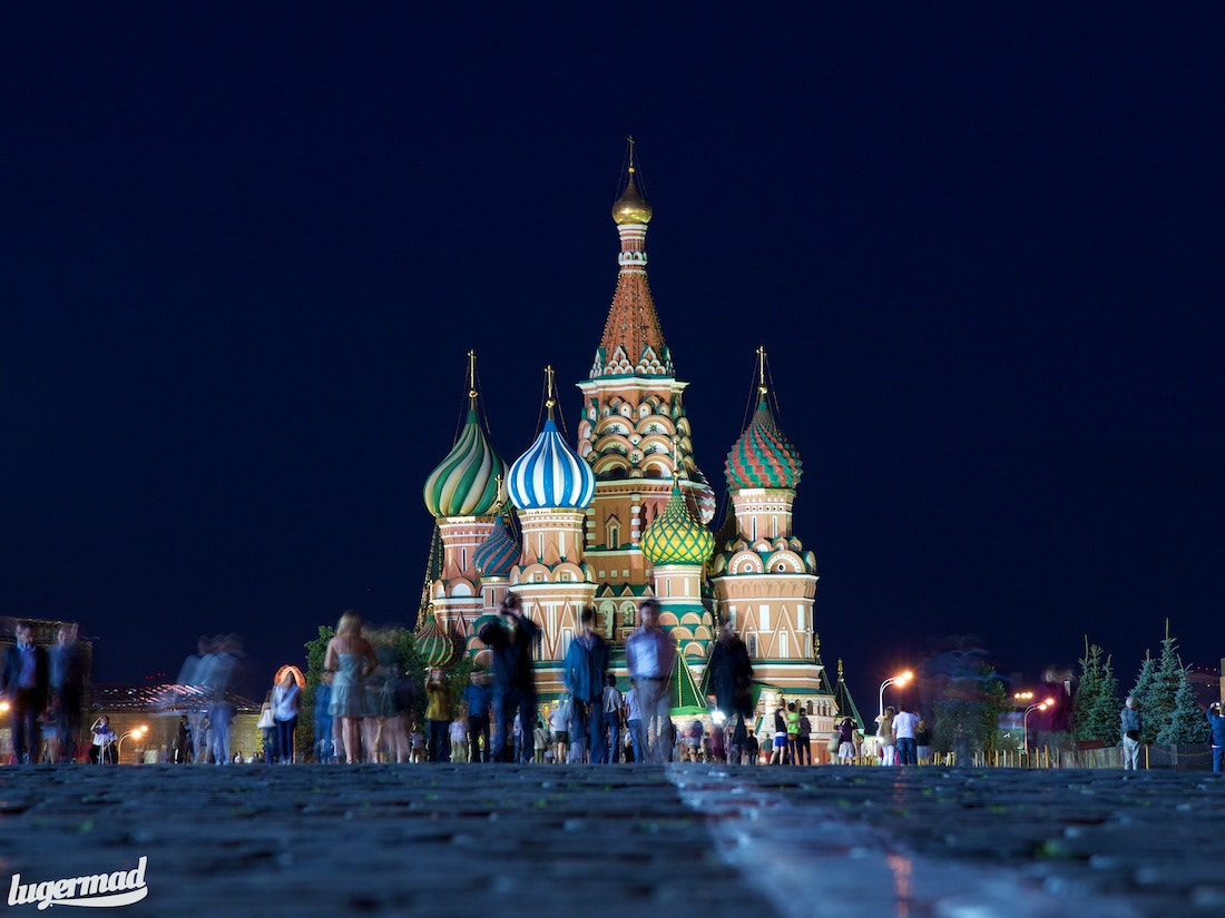 Photograph Moscow, Red Square by Lugermedia Luger on 500px