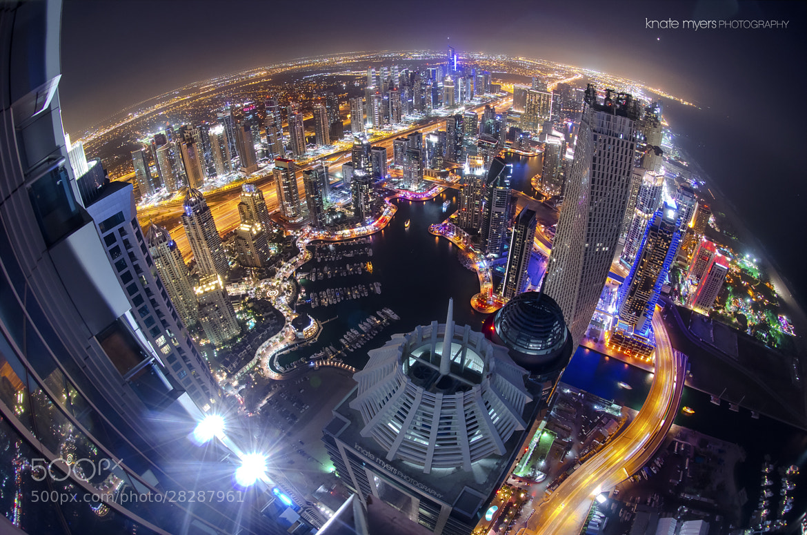 Photograph Dubai - 85 High by Knate Myers on 500px