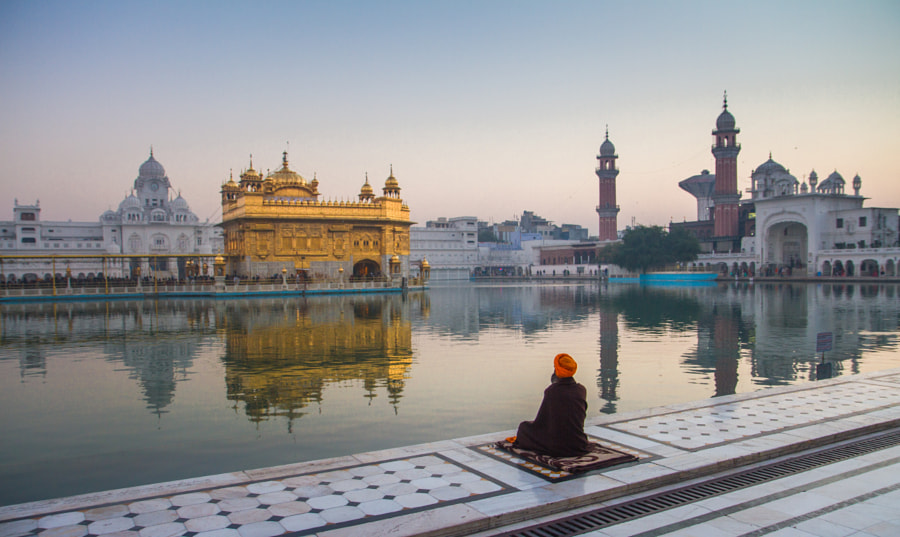 The Golden Temple | Amritsar India by Dan Glindemann on 500px.com