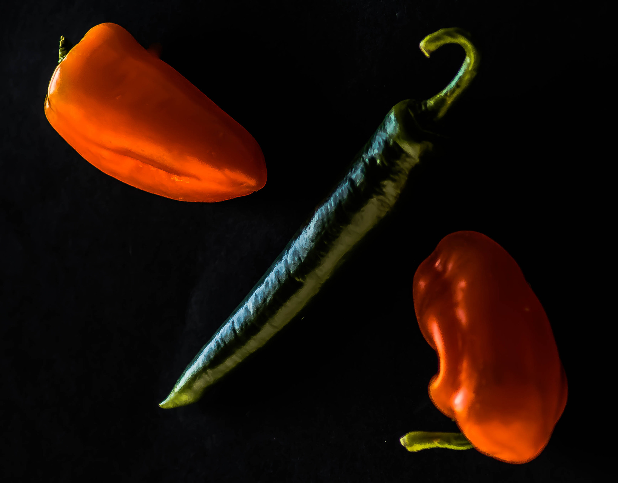 Photograph Red Hot Chilli Peppers by julian john on 500px