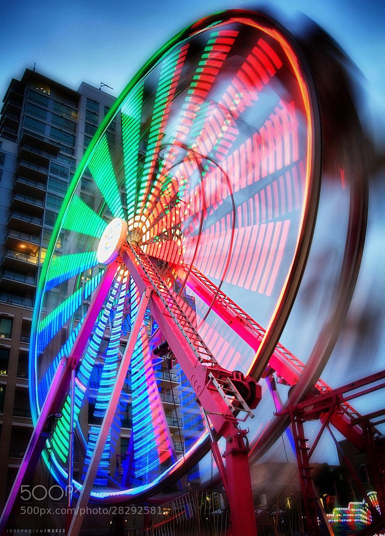 Photograph Street Carnival by Joseph Qiu on 500px