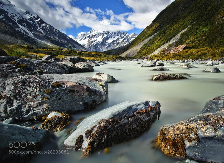 Photograph Wonderful Creek by Oxy Z on 500px