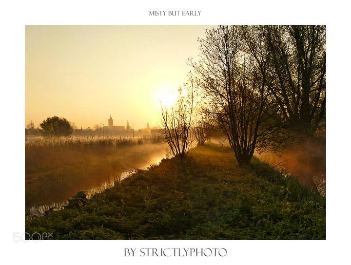 Photograph misty prayers by Patrick Strik on 500px