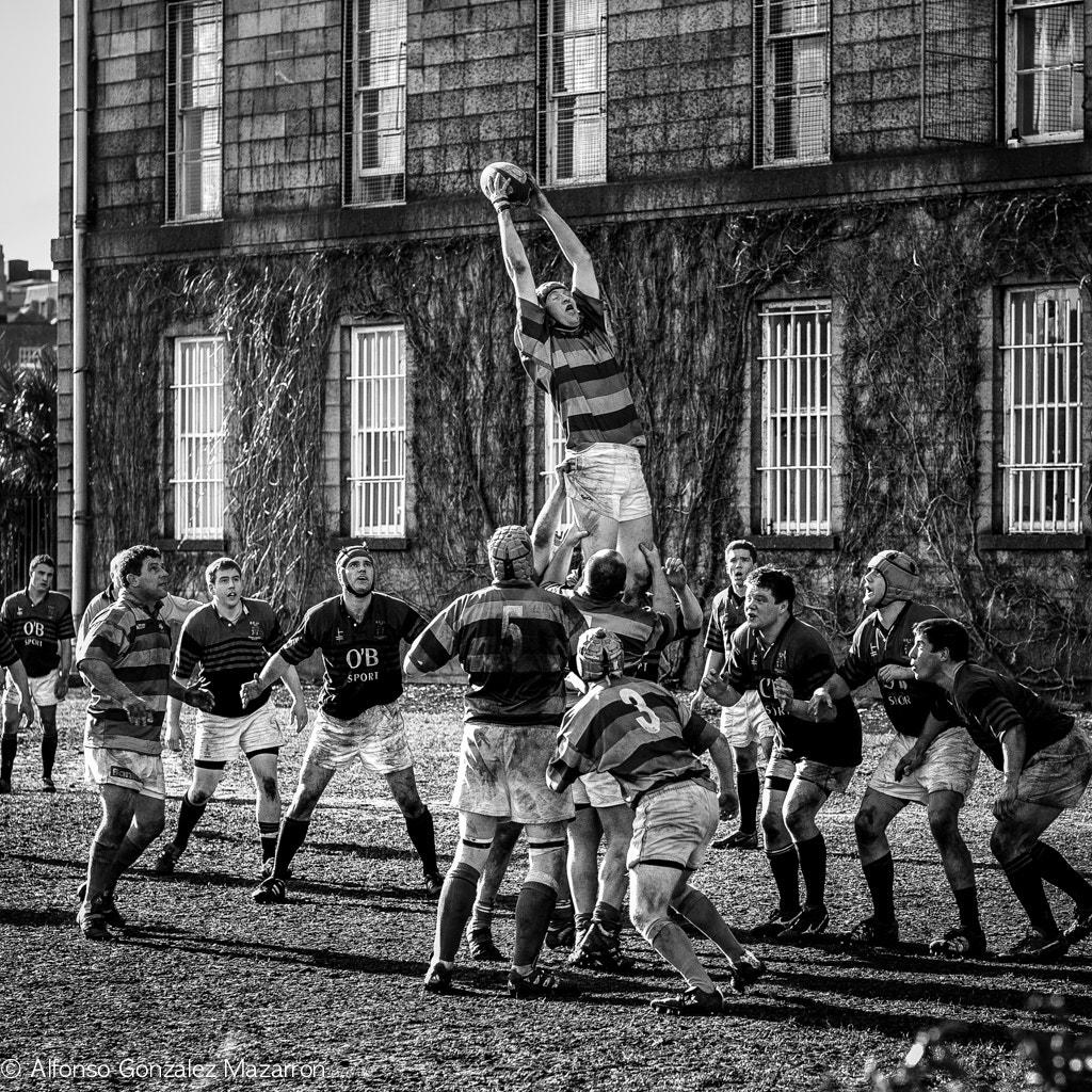 Photograph street rugby by alfonso gonzález M. on 500px