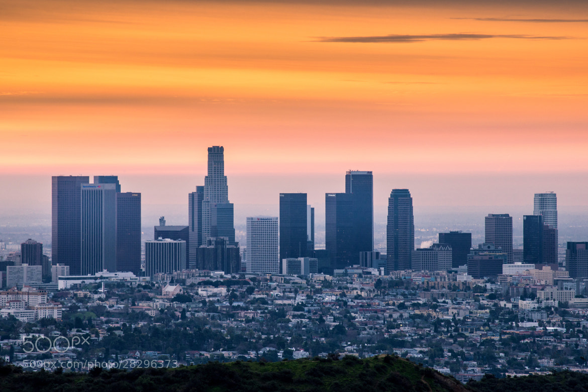 Photograph Good Morning Los Angeles by Nae Chantaravisoot on 500px