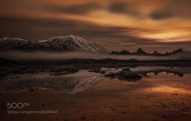 Photograph Teide  by Florencio Barroso  on 500px