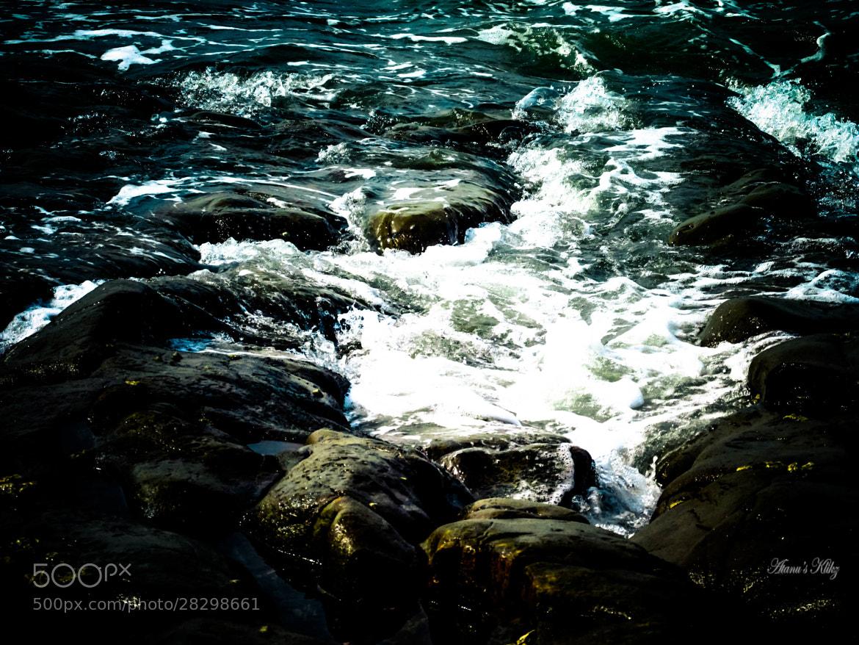 Photograph Rock liquid by Atanu Sarkar on 500px