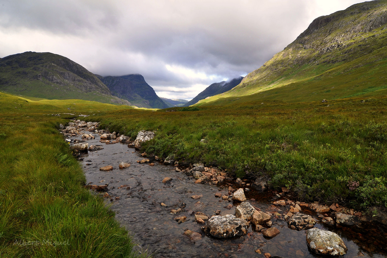 Photograph Glen Coe by Albert Miguel on 500px