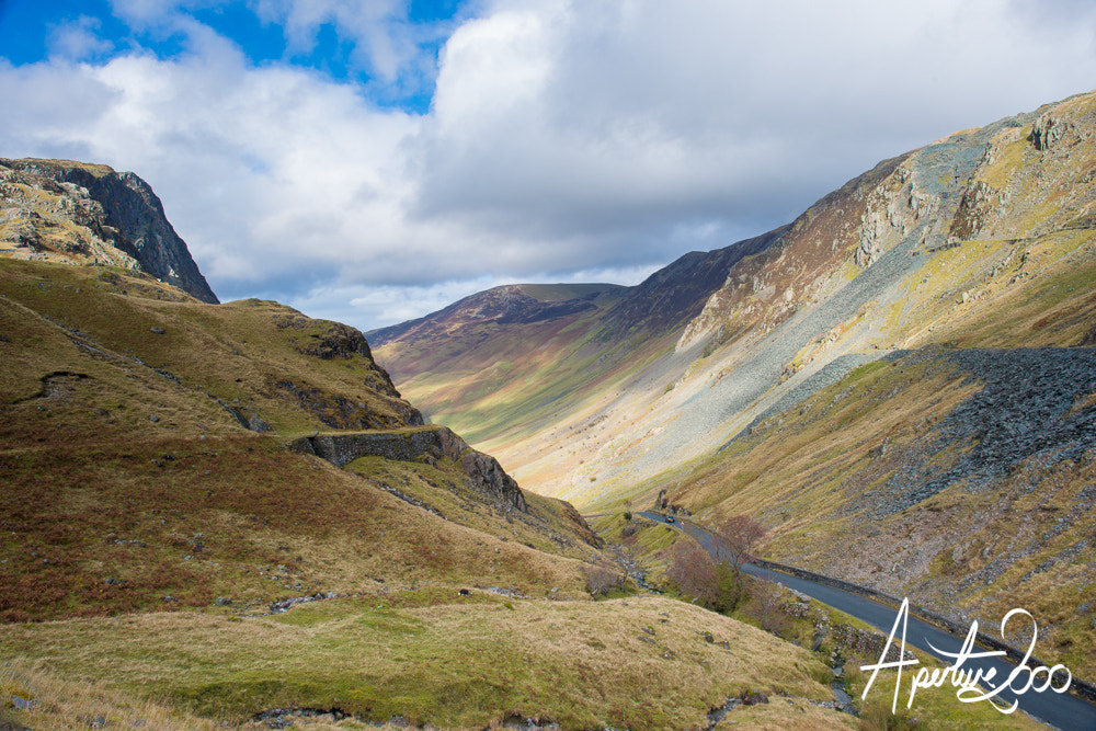 Photograph Honister Pass, Cumbria by Colin Carter on 500px