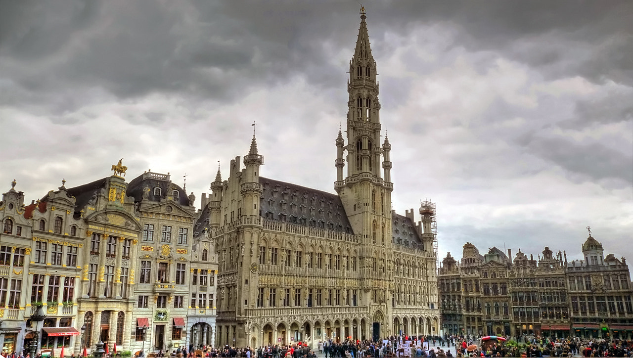 Photograph Brussels by Rafael Defavari on 500px