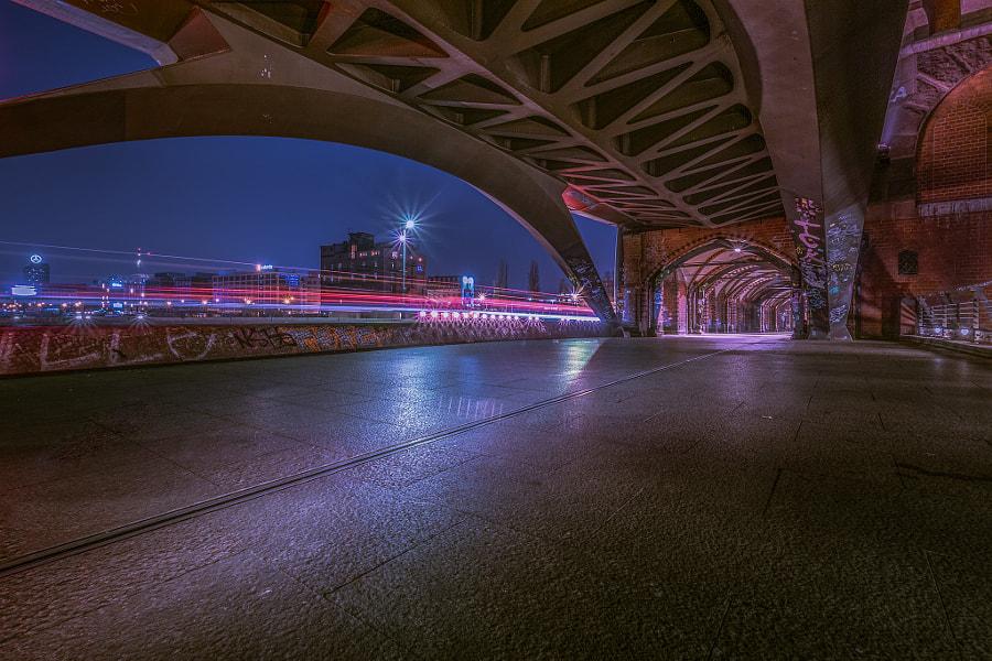 Oberbaumbrücke, Berlin by Karsten Lützen on 500px.com