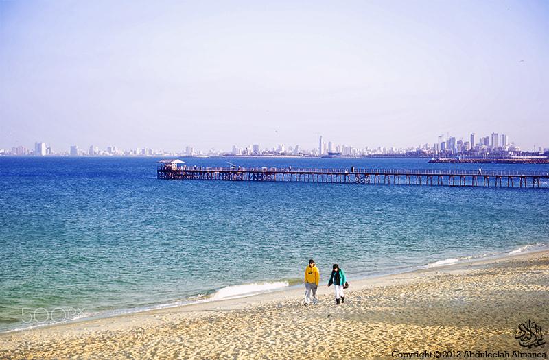Photograph Beach Kuwait  by Abduleelah Al-manea on 500px