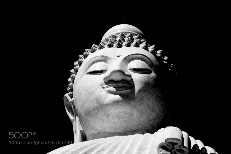 Photograph Big Buddha Phuket by Sonia Preuss Gambier on 500px