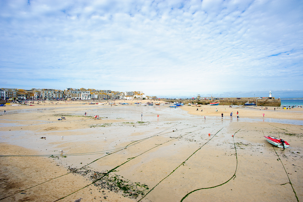 Photograph St. Ives by martin g on 500px
