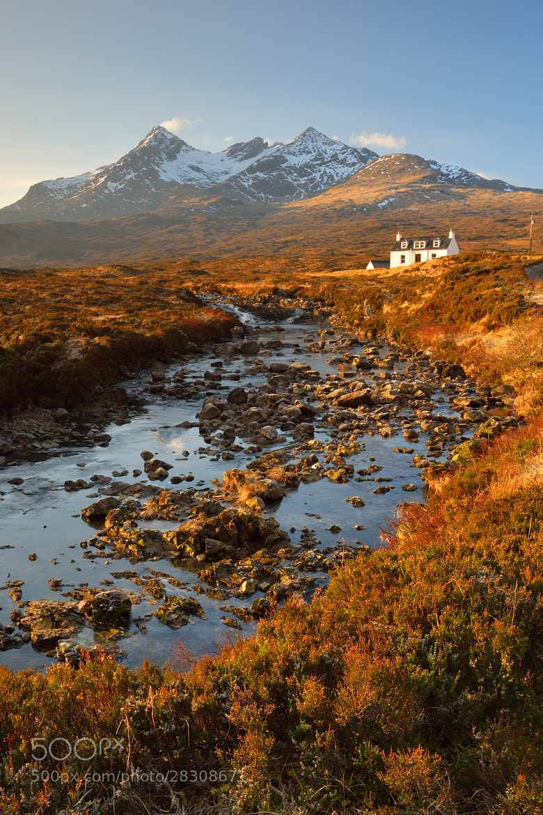 Photograph Northern Cuillin by Jon Sketchley on 500px