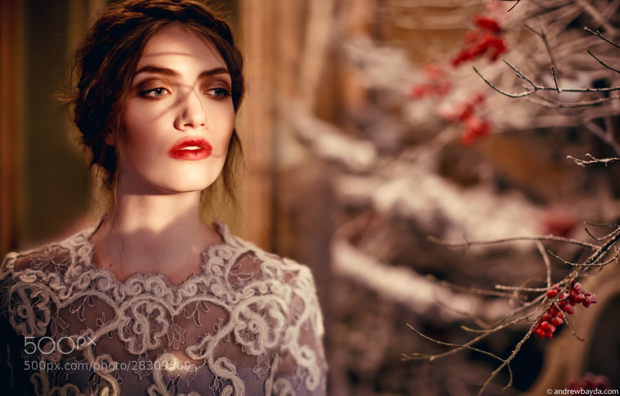 Photograph Anjelica by Andrew Bayda on 500px