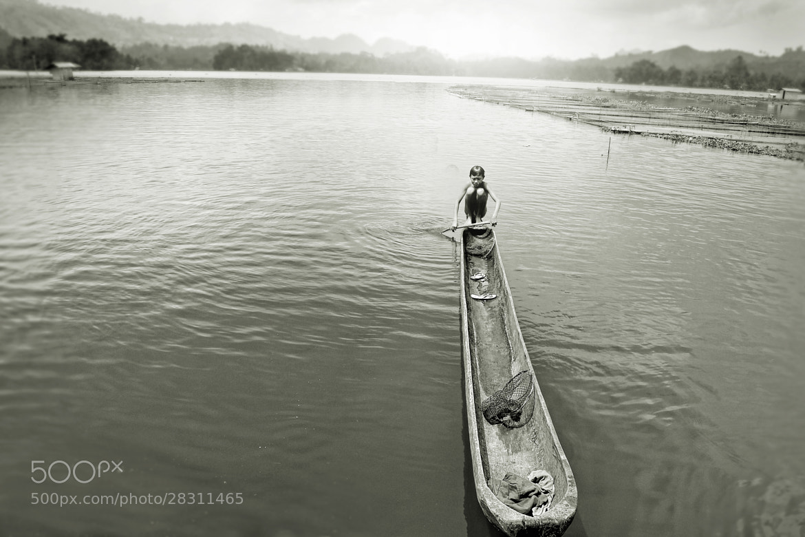 Photograph alone by Rodel Cabantac on 500px