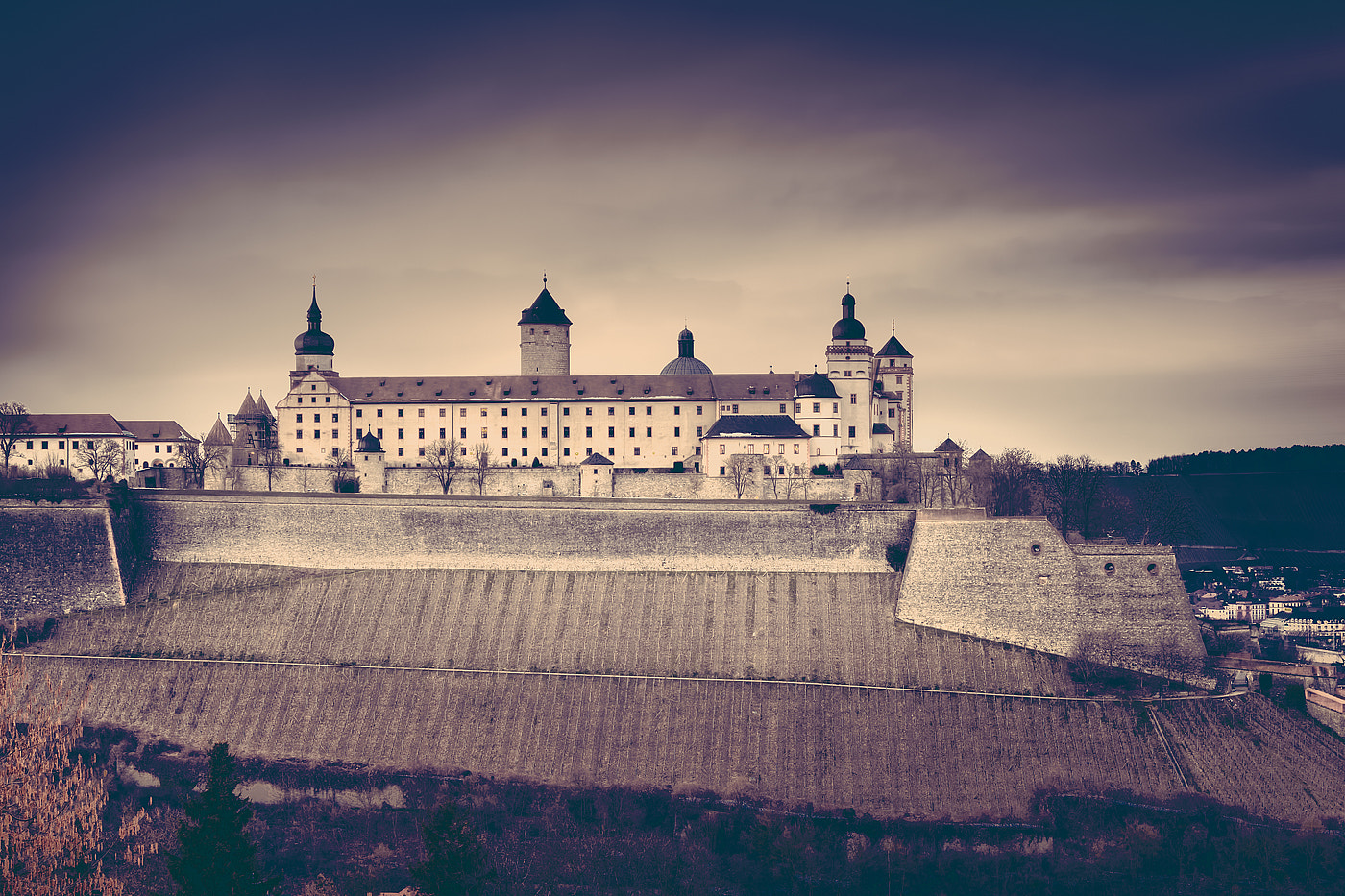 Photograph the fortress by Max Ziegler on 500px