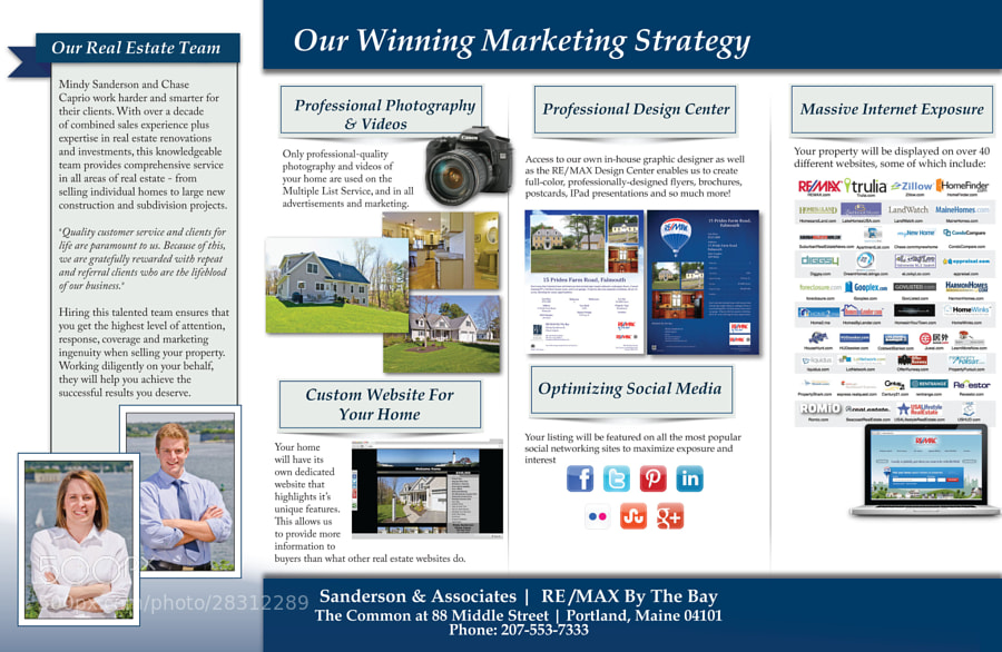 RE/MAX Real Estate Brochure