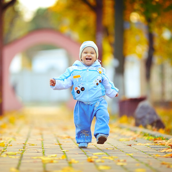Photograph The running kid by Alena Vlasko on 500px
