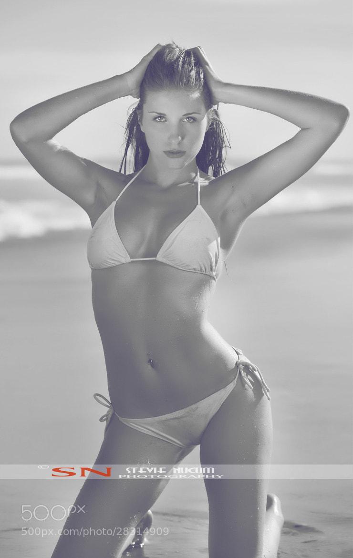 Photograph Beach Babe by Stevie Nucum on 500px