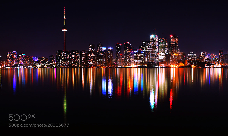 Photograph downtown Toronto by Uri Livne on 500px