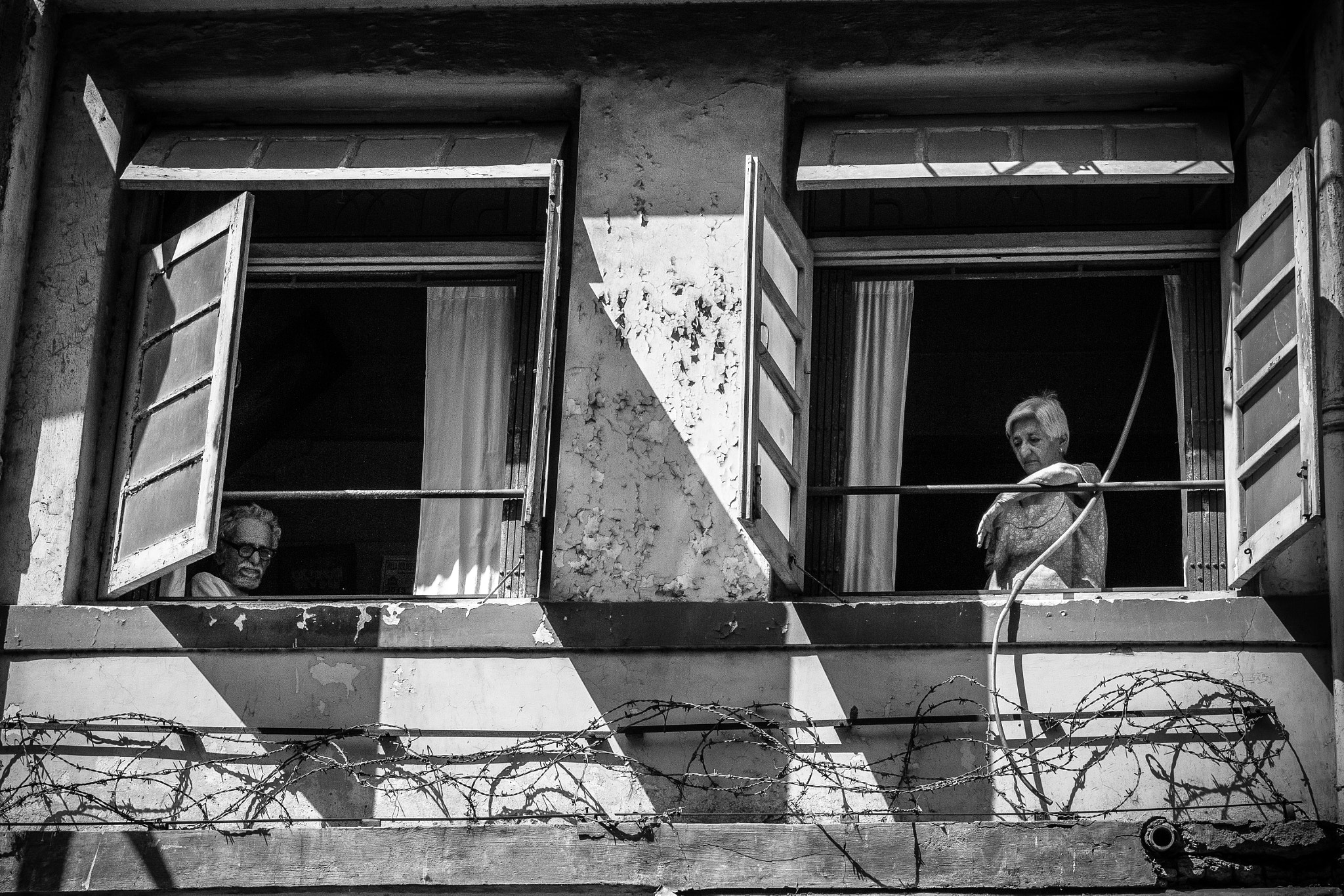 Photograph Old Couple by Jinesh Udani on 500px