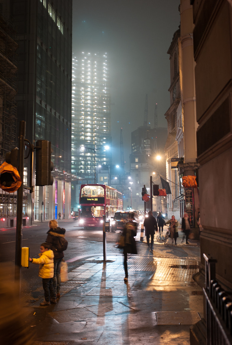 Photograph Fog in the city by Matthieu Estrade on 500px