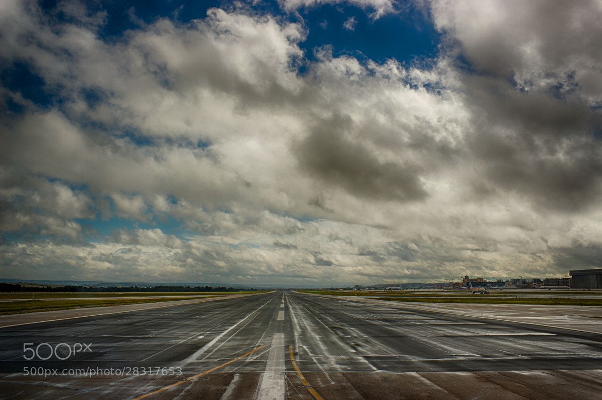 Photograph Runway by Pete Robinson on 500px