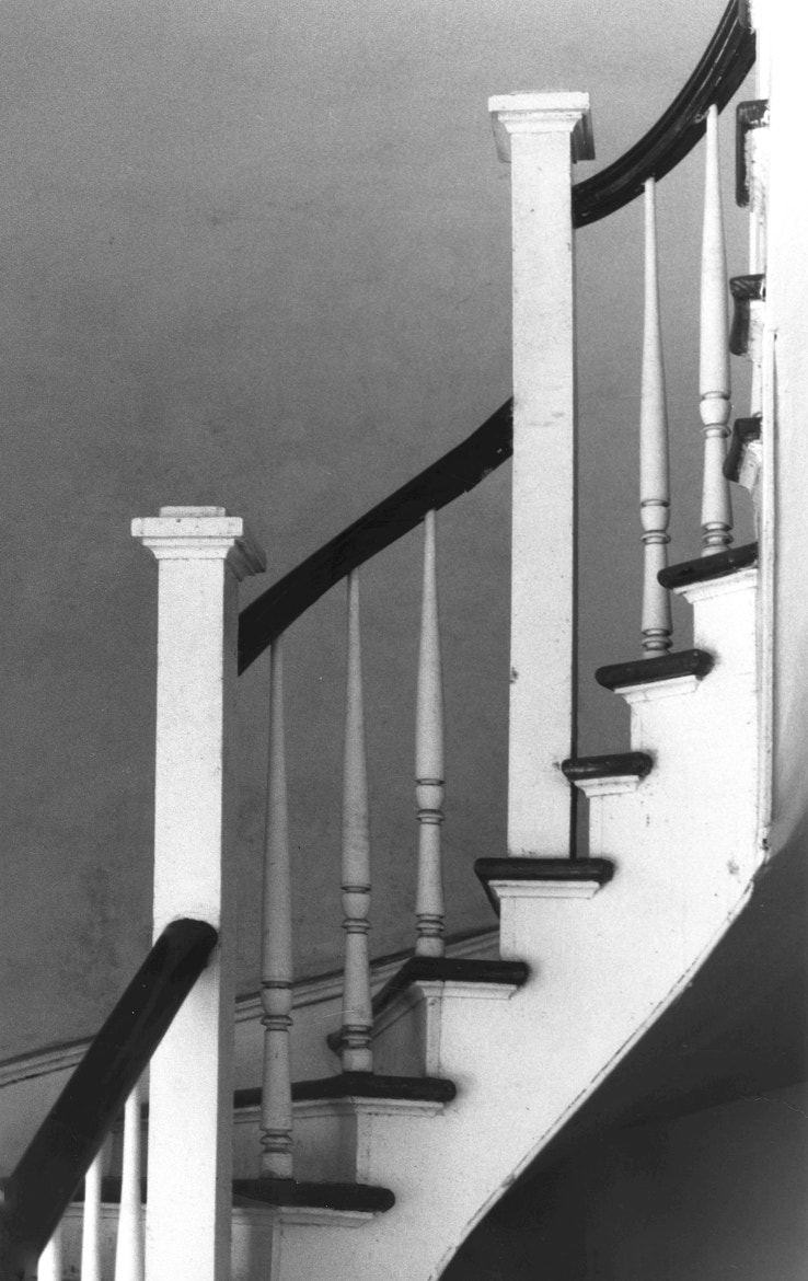 Photograph Stairs by Franklin Abbott on 500px