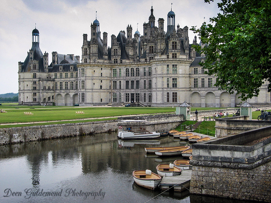 Photograph Chambord by Deen Guldemond on 500px