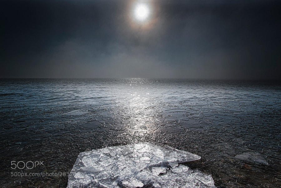 Photograph Sea of Ice by Gustavo Orensztajn on 500px